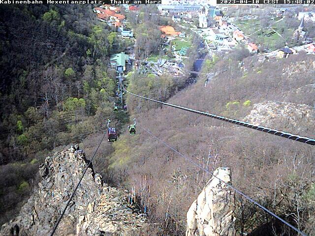 Seilbahnen Thale Erlebniswelt Wo Im Harz Der Teufel Los Ist